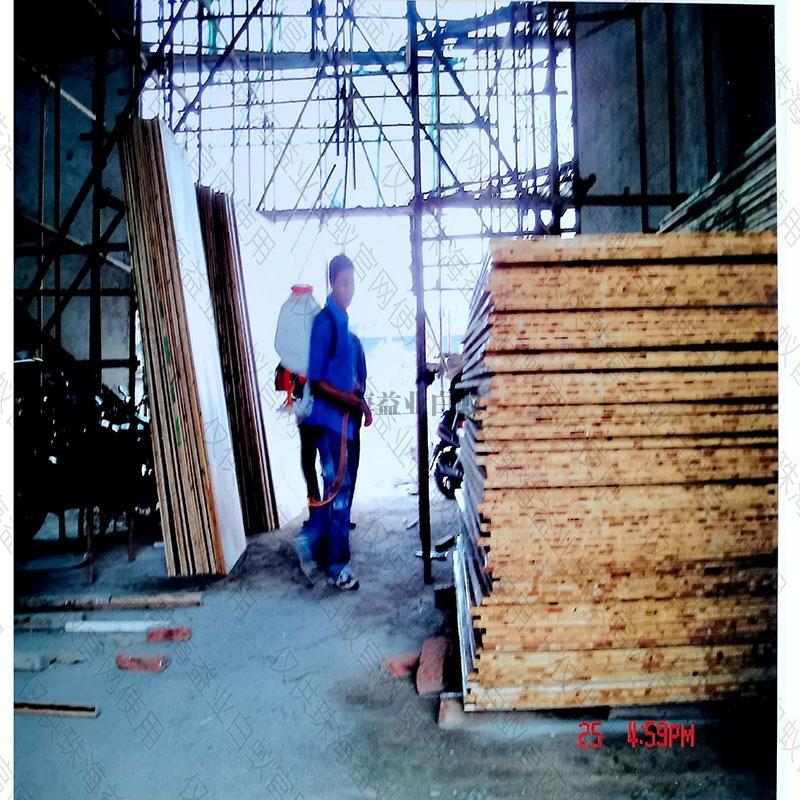 珠海白蚁预防木料