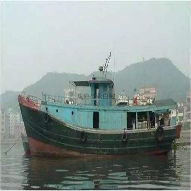 渔船白蚁预防